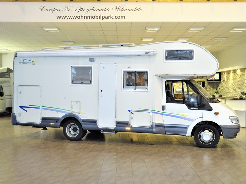 CHAUSSON Welcome 28  137