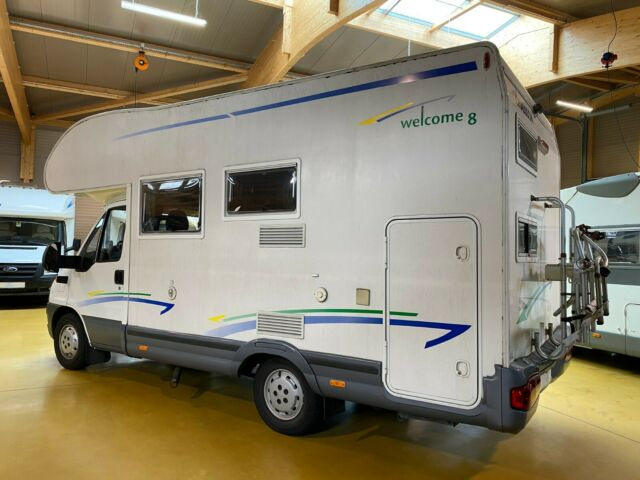 CHAUSSON Welcome 8